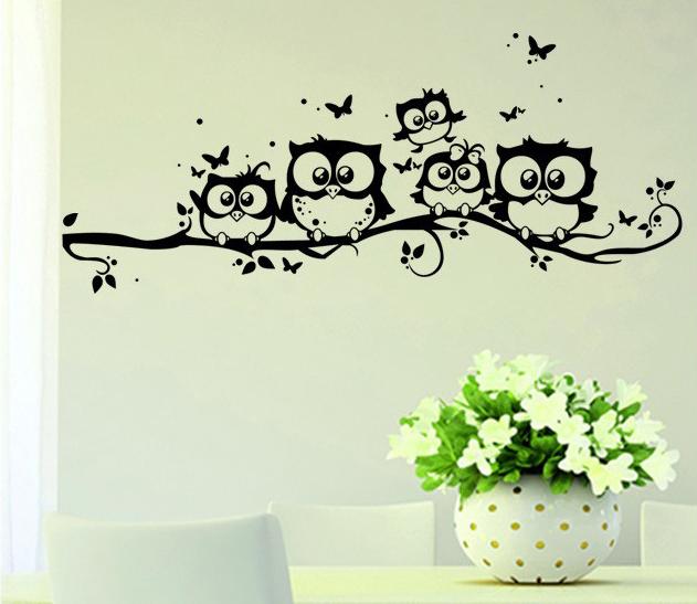 Duvar Stickerları