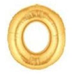 O Harfi Gold Folyo Balon