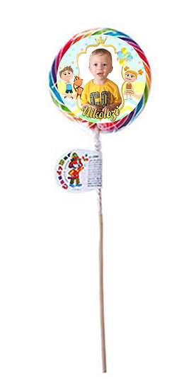 Kukuli Temalı Doğum günü Sosyete Şekeri