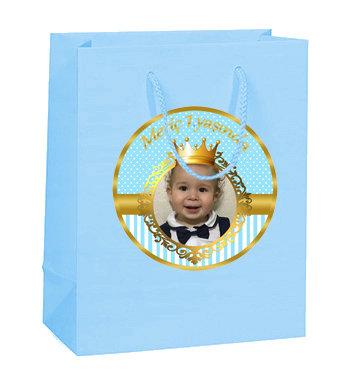 Prens Doğum Günü Hediye Çantası-2
