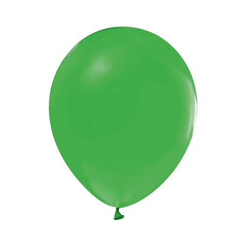 Düz Yeşil Balon