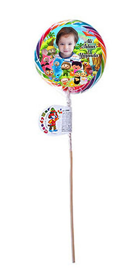 Baby Tv Doğum günü Sosyete Şekeri