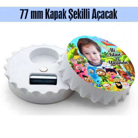 Baby Tv Açacaklı Hediyelik Magnet