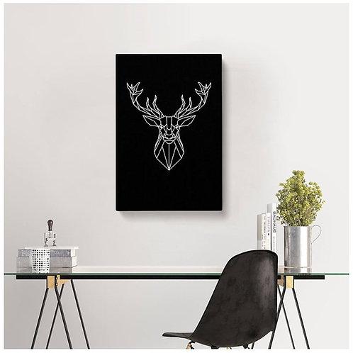Geyik Deer Tablo Poster