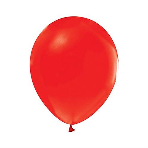 Düz Kırmızı Balon