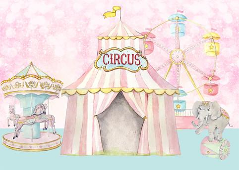 Circus Sirk Doğum Günü