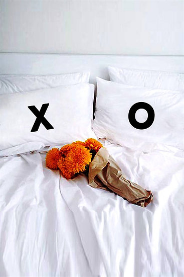 Xoxo Kişiye Özel 2li Yastık Kılıfı