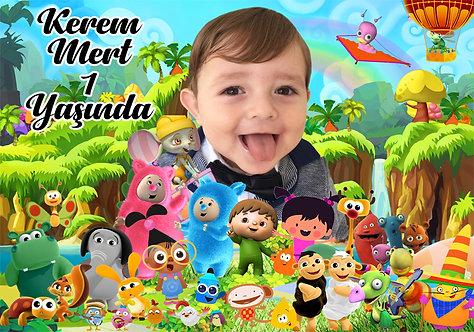 Baby Tv Hediyelik Magnet