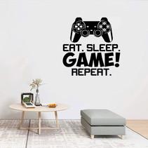 ye-uyu-oyna-gamer-sticker-duvar-genc-oda