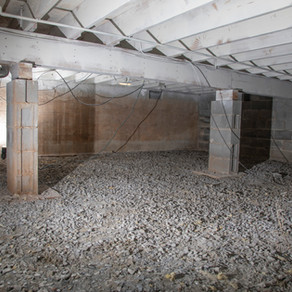 6 items to troubleshoot in your crawl space