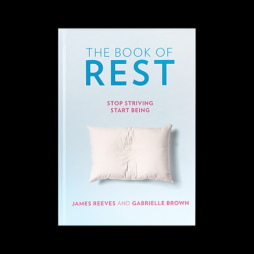 The Book of Rest by James Reeves & Gabrielle Brown