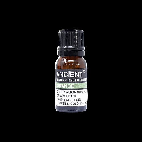 Orange ORGANIC essential oil - 10ml