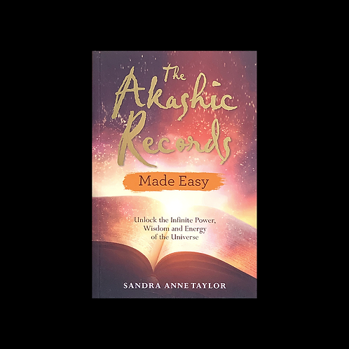 """Taylor, S.A.  """"The Akashic Records Made Easy"""""""