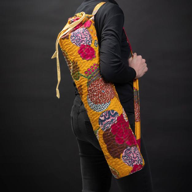 Nifty bag for yoga mat