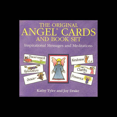 The Original Angel Cards card & book set