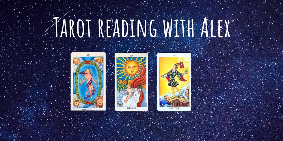 Tarot Reading with Alexandra de Laszlo