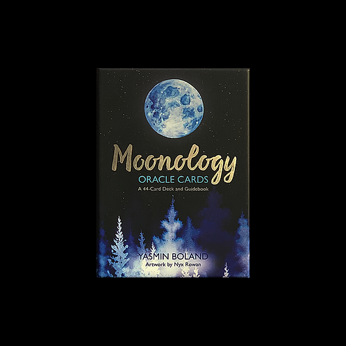 Moonology Oracle cards