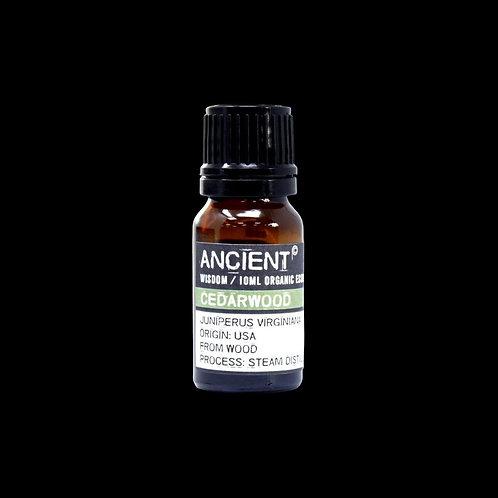 Cedarwood ORGANIC essential oil - 10ml