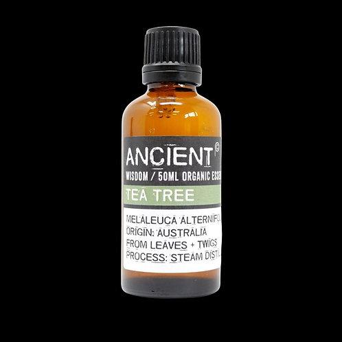 Tea tree ORGANIC essential oil - 50ml