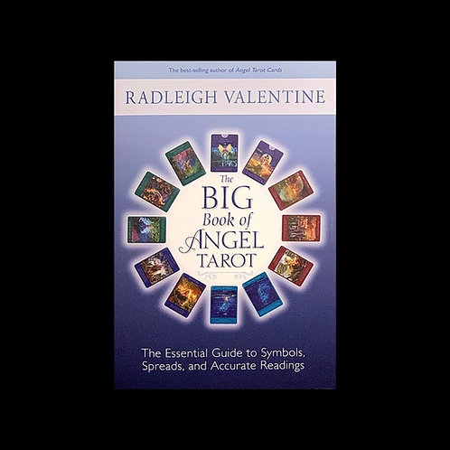 The Big Book of Angel Tarot - Radleigh Valentine