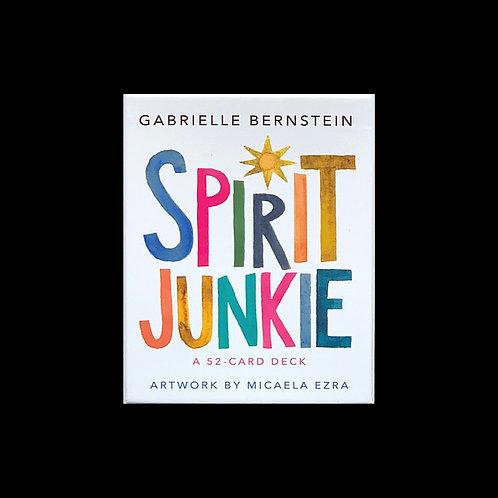 Spirit Junkie card - Gabrielle Bernstein