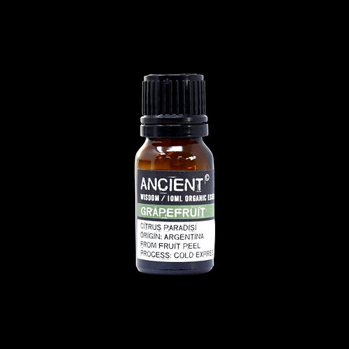 Grapefruit ORGANIC essential oil - 10ml