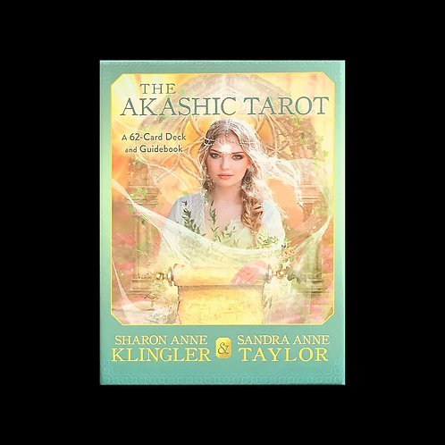 The Akashic Tarot (oracle cards)