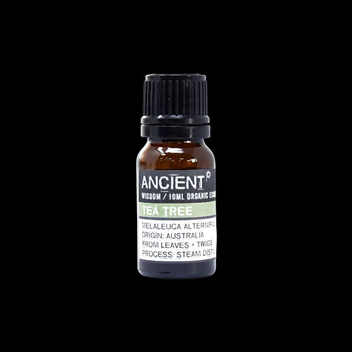 Tee tree ORGANIC essential oil - 10mg