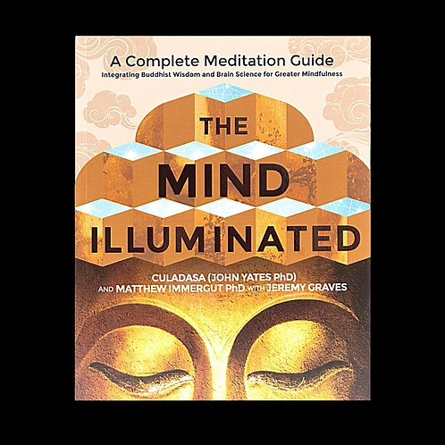 "Culadasa & Immergut, M.  ""The Mind Illuminated"""