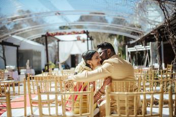 Nanthesh + Bhairavi Wedding