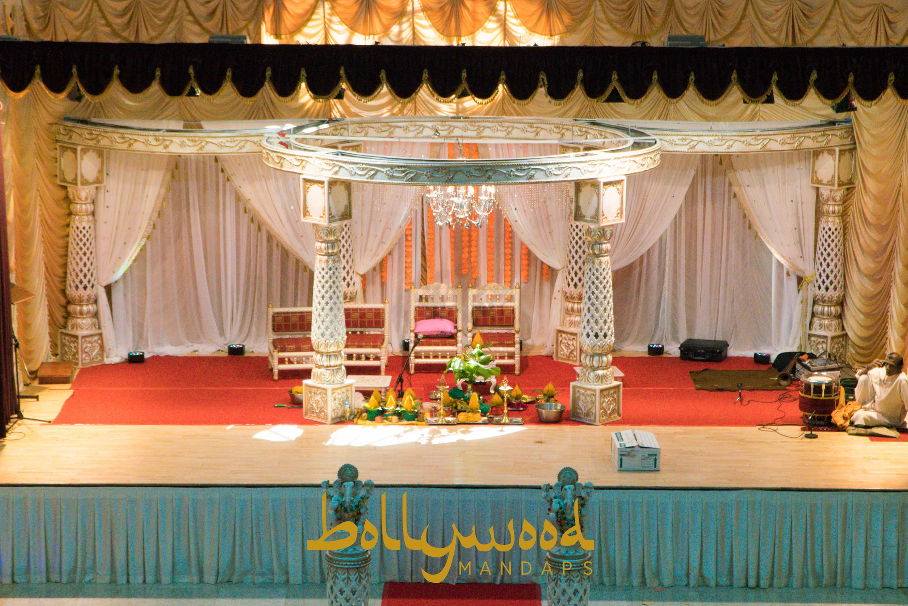 Haveli Mandap by bollywood mandaps SMALL melbourne round (23 of 28)