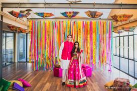 Sheetal & Andrew Sangeet Nite