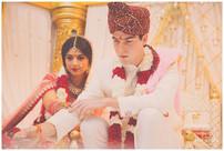 Priyanka & Max - Golden Sahara
