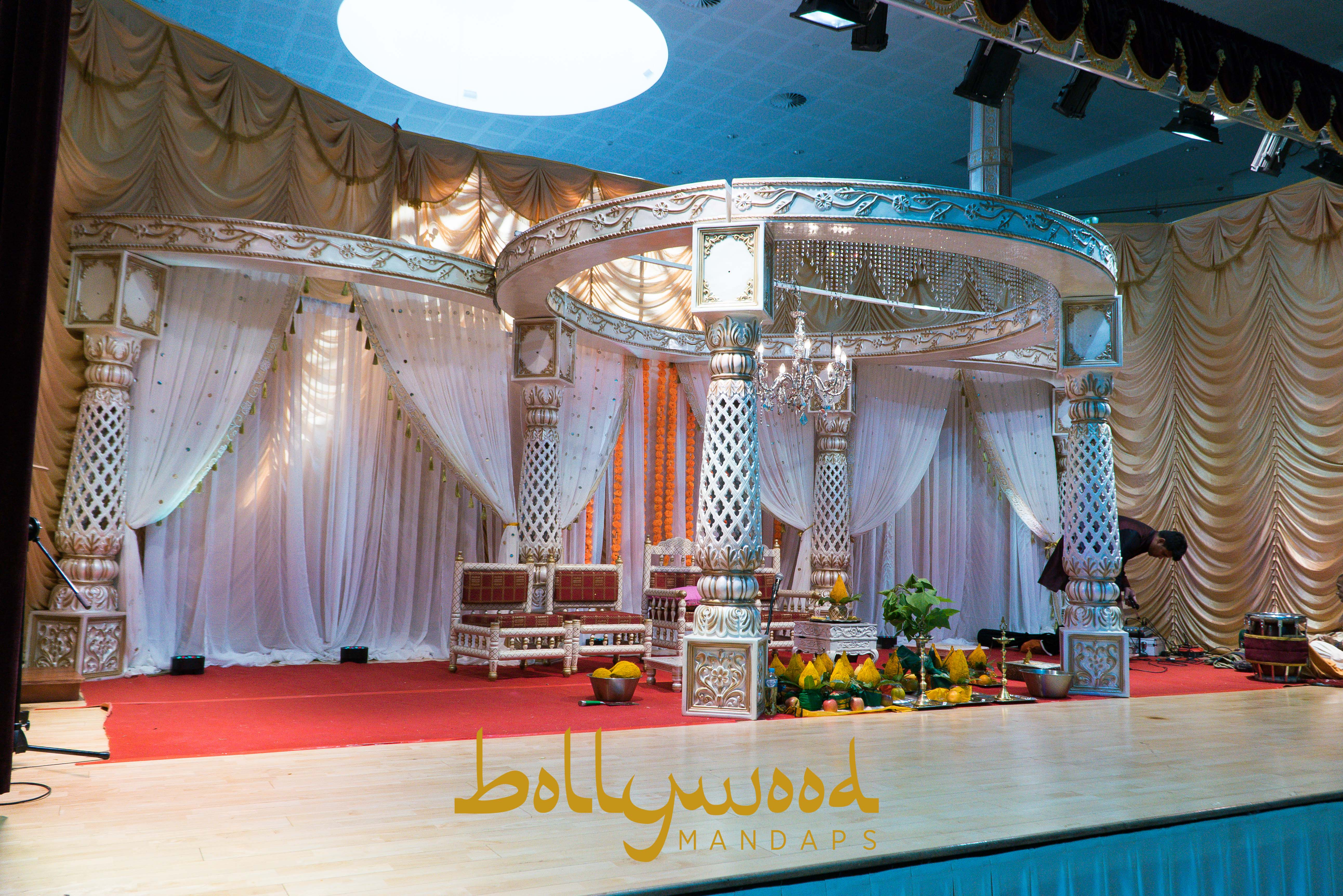 Haveli Mandap by bollywood mandaps SMALL melbourne round (10 of 28)