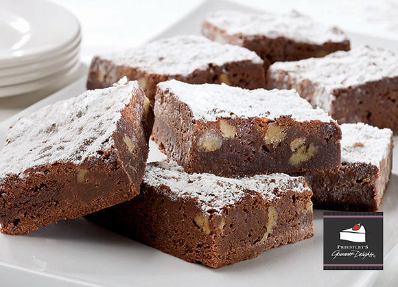 American Brownie Slice Pre Cut (64GX15) (4)