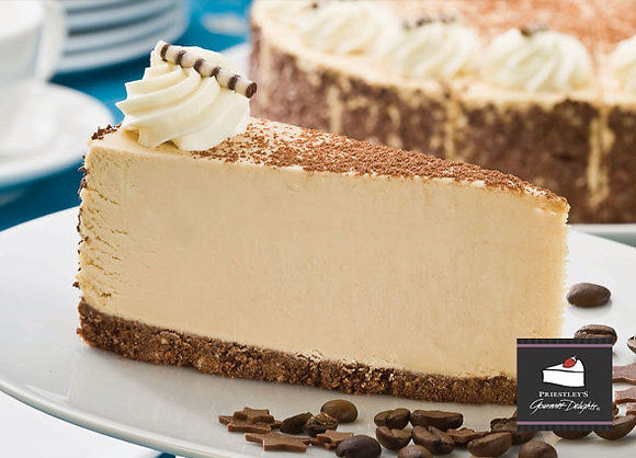 Cappuccino Cheesecake Pre Cut (144GX16) (2)