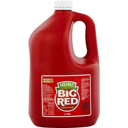 Heinz Big Red Tomato Sauce 4L (3)