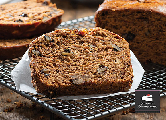 Banana Walnut Loaf (12 Serves) - $2.04 per piece