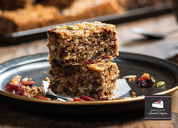 Priestleys Fruit & Grain Slice Vegan (65GX30) (6)