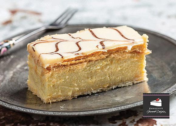 Vanilla Slice Pre Cut (134GX14) (4)