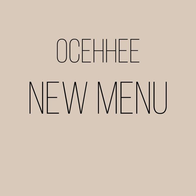 Мы рады представить вам новое осеннее меню!