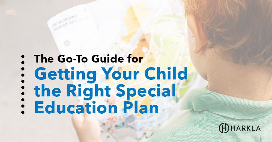 special education planning