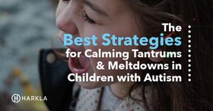 sensory meltdowns autism