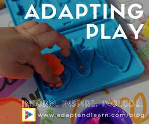 adapting play assistive technology for participation inclusion