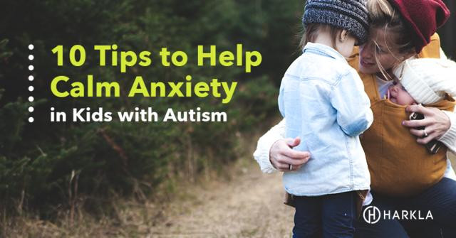 anxiety and autism