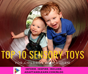 best sensory toys for autism
