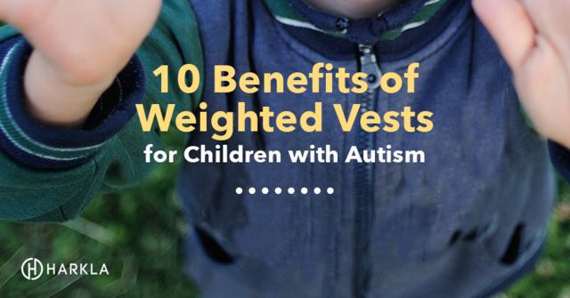 weighted vests autism