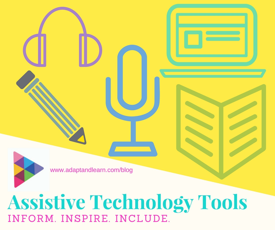 assistive technology tools, benefits of assistive technology