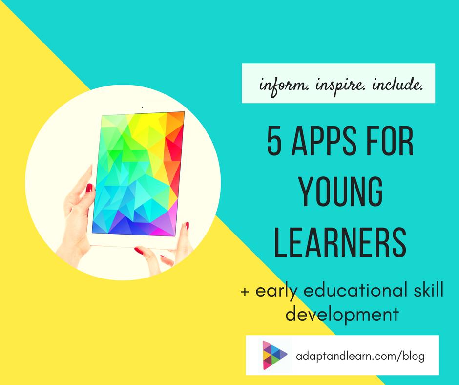 ed tech apps for kids
