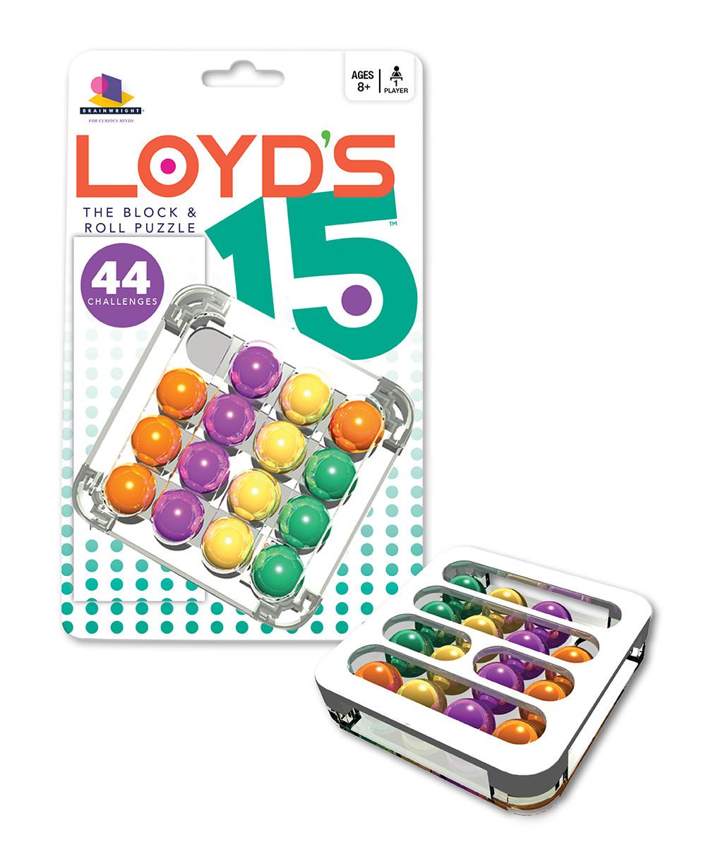 Loyd's 15 puzzle